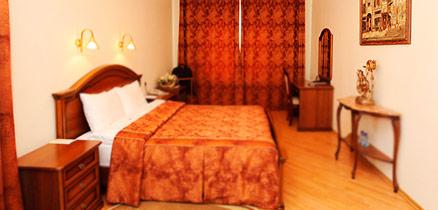 Гостиницы в центре Краснодара