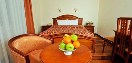Бизнес отель в центре Краснодара