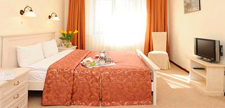 Отель бизнес класса Краснодар