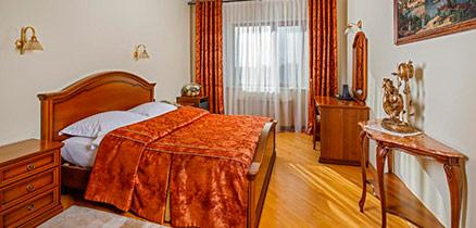 Найти гостиницу Краснодар