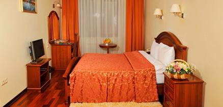 Бизнес отель в центре Краснодара цены