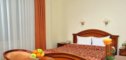 Где снять номер в отеле Краснодара в центре?