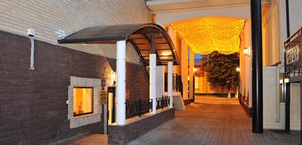 Номера в отеле в центре Краснодара