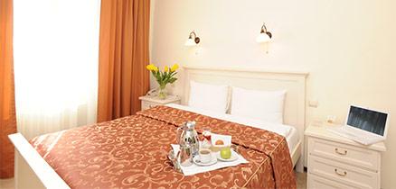 Отель в Краснодаре в центре города