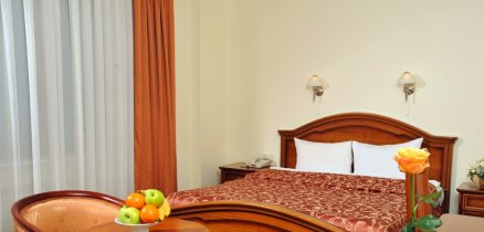 Бронирование отеля в центре Краснодара недорого
