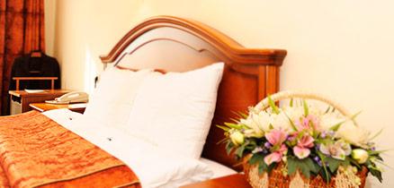Снять номер в гостинице Краснодара
