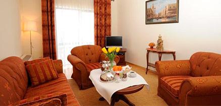 Отель с конференц залом в Краснодаре